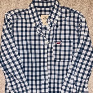 Hollister Flannel - small